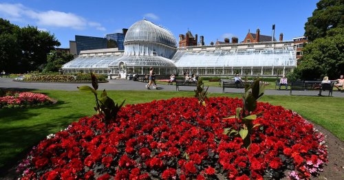Belfast parks named as some of the best in the UK