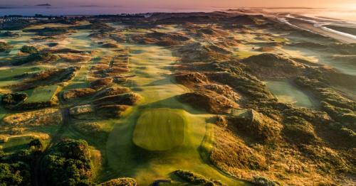 """NI golf club got £1.5m Covid grant despite """"very significant bank balance"""""""