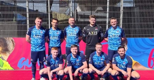 Rosario take part in first ever Street Futsal Championship in London