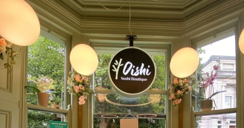 Review: Belfast sushi boutique is perfect stop for fresh and exciting lunch