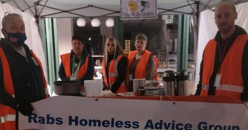 Belfast man using own experience of homelessness to run advice group