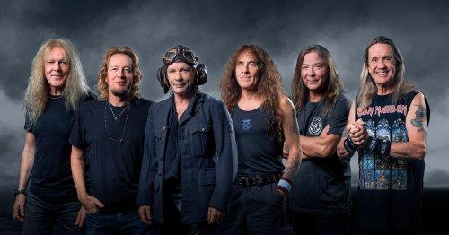 Iron Maiden announce huge outdoor Belfast show