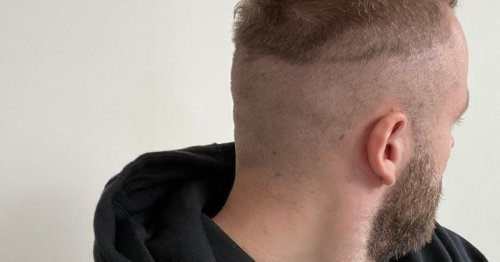 NI footballer reveals 'lockdown haircut' as fans share own efforts