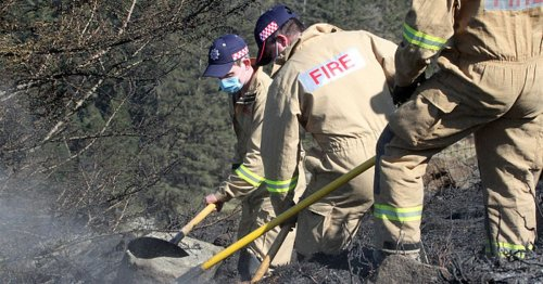 Fire Service sends 13 appliances to Fermanagh forest fire