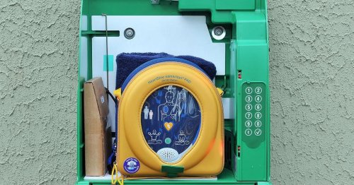 MLAs urged to boost defibrillator access as 10 installed at Stormont