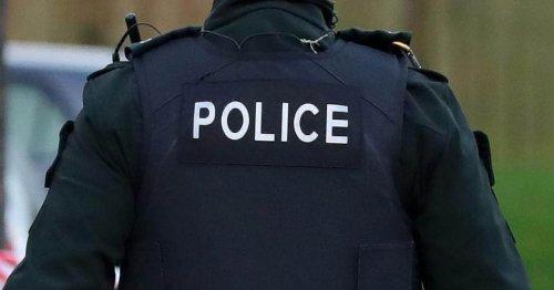 Man dies following crash on Co Antrim road
