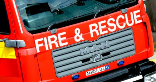 Vehicle set on fire on Ormeau Road in south Belfast