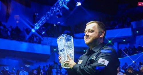Mark Allen fears he may not see any of his £70,000 NI Open prize money