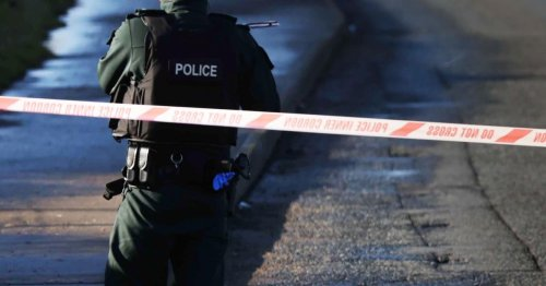 Co Down road closed in both directions after serious crash