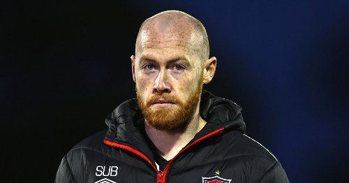 Dundalk manager Perth offers update on Linfield target Shields