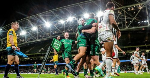 """Ulster had """"no answer"""" to Connacht, says former Ireland star"""