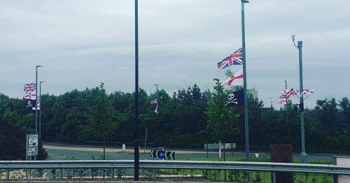 "DUP accuse Sinn Fein, SDLP and Alliance of ""culture war"" over Lisburn flags"
