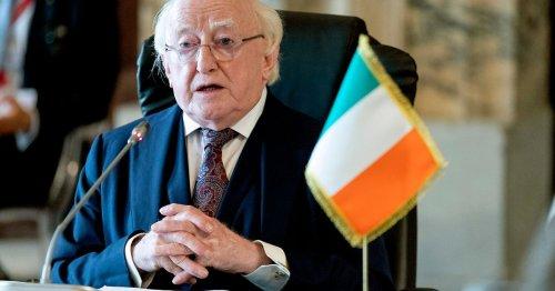 Michael D Higgins rejects snub accusation over NI centenary event invite