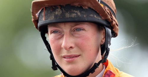 Jockey Lorna Brooke dies aged 37 following injuries suffered in fall at Taunton