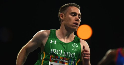 World-record paralympian from Derry welcomed with civic reception