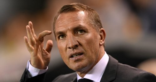 Brendan Rodgers emerges as frontrunner to become next Man Utd boss