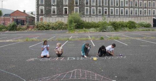 Belfast housing crisis: 25 acres stand empty beside eight homeless hostels