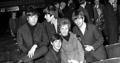 Beatlemania in Belfast - pictures from the band's visit in 1963