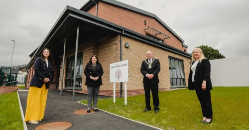 New £2.3 million Grace Family Centre opens in North Belfast