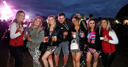 Belsonic: MK performs for thousands at Ormeau Park