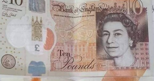 Belfast pizza place issues warning over fake bank notes