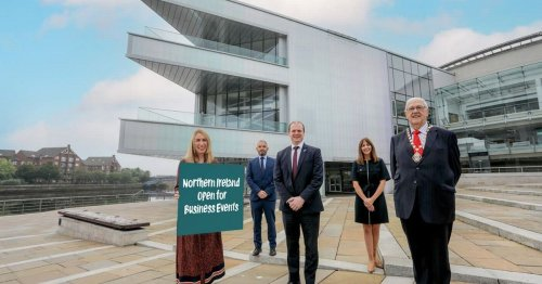 £1m scheme aims to bring business events to Northern Ireland