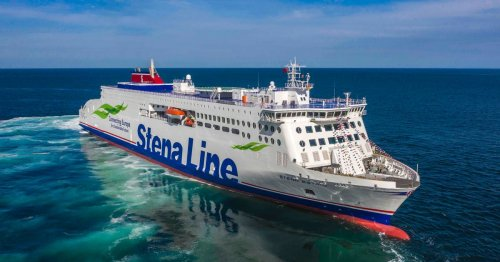 Stena Line adds temporary service between Belfast and Holyhead