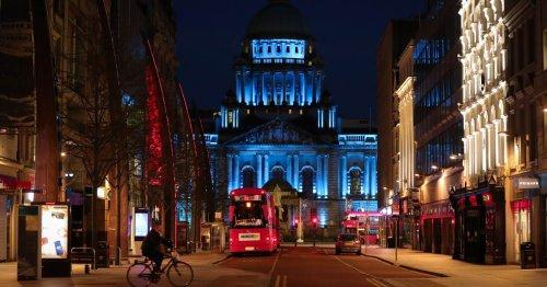 Sinn Fein 'call-in' halts NI centenary plan to light up city hall
