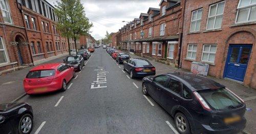 Man aged 19 arrested on Fitzroy Avenue for having ' BB gun or imitation firearm'