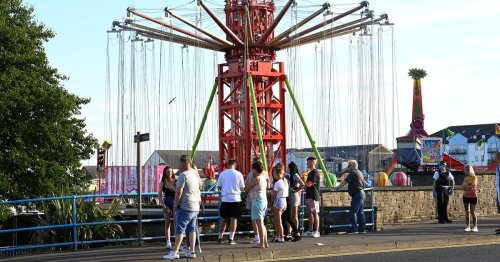 Carrickfergus Planet Fun: Children taken to hospital after ride 'collapses'