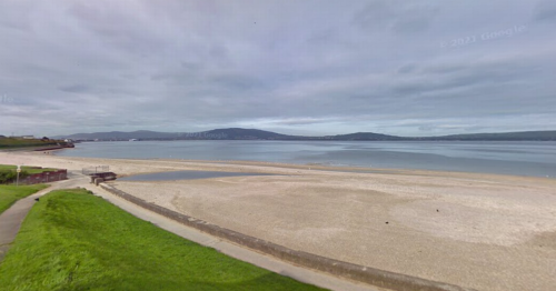 Council may erect sign warning people of sewage danger at Co Down beach