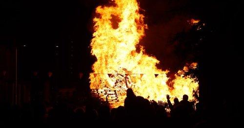 Sinn Fein plan to regulate bonfires on Belfast council land moves forward