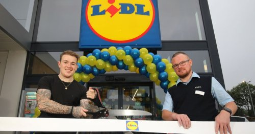 £8million Lidl store in Derry opens