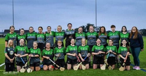 Belfast hurling and camogie team launching community mental health events
