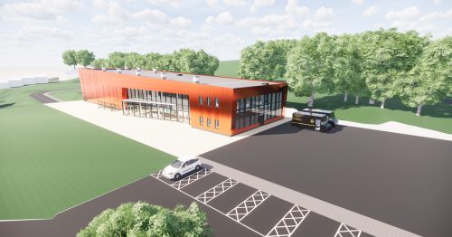 Proposals developed for new Belfast community facility