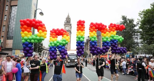Greens slam Stormont department over 'measly' funding for LGBT groups