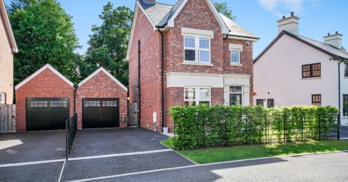See inside South Belfast family home with stunning extension