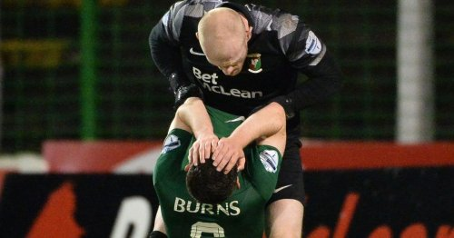 Aaron McCarey incident to be discussed by IFA disciplinary committee