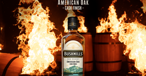 Bushmills announces the second addition to their Cask Finish range