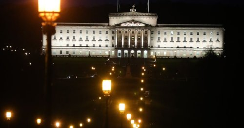Stormont snubs UK-wide lighting up of buildings to mark NI centenary