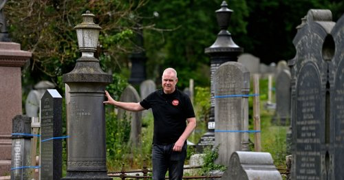 Belfast Cemetery tour bringing the city's macabre history to life