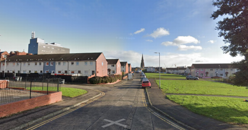 Man 'dragged from car' during North Belfast hijacking