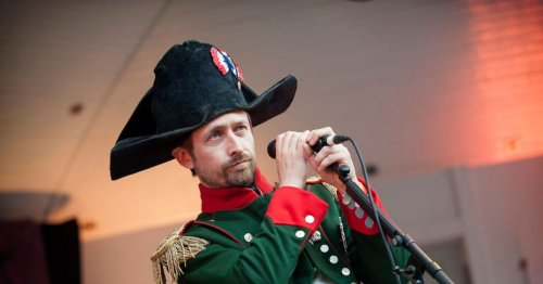 The career of Neil Hannon from The Divine Comedy to writing TV theme tunes