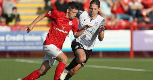 Larne announce new long-term deal for Tomas Cosgrove