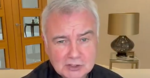Eamonn Holmes issues words of wisdom to followers