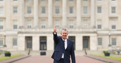 Edwin Poots accused of 'waging war' on New Decade environment promises