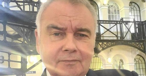 Eamonn Holmes opens up on fears of being 'sacked'