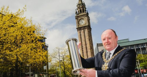 Children asked to give ideas for Belfast time capsule