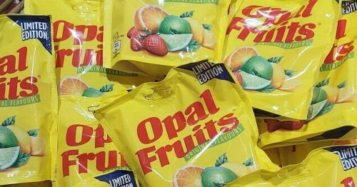 Opal Fruits have returned to NI stories for 12 weeks only