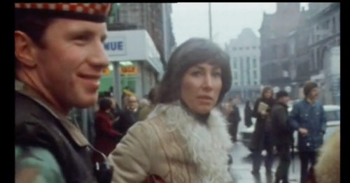 Belfast shopping in 1970s explored in archive footage
